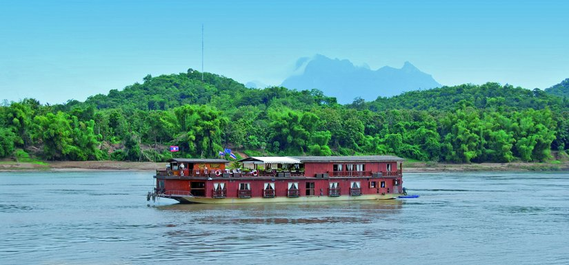 Cruises on the Mekong River