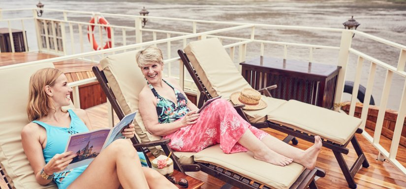 Benefits of Traveling with Lernidee on the Mekong River