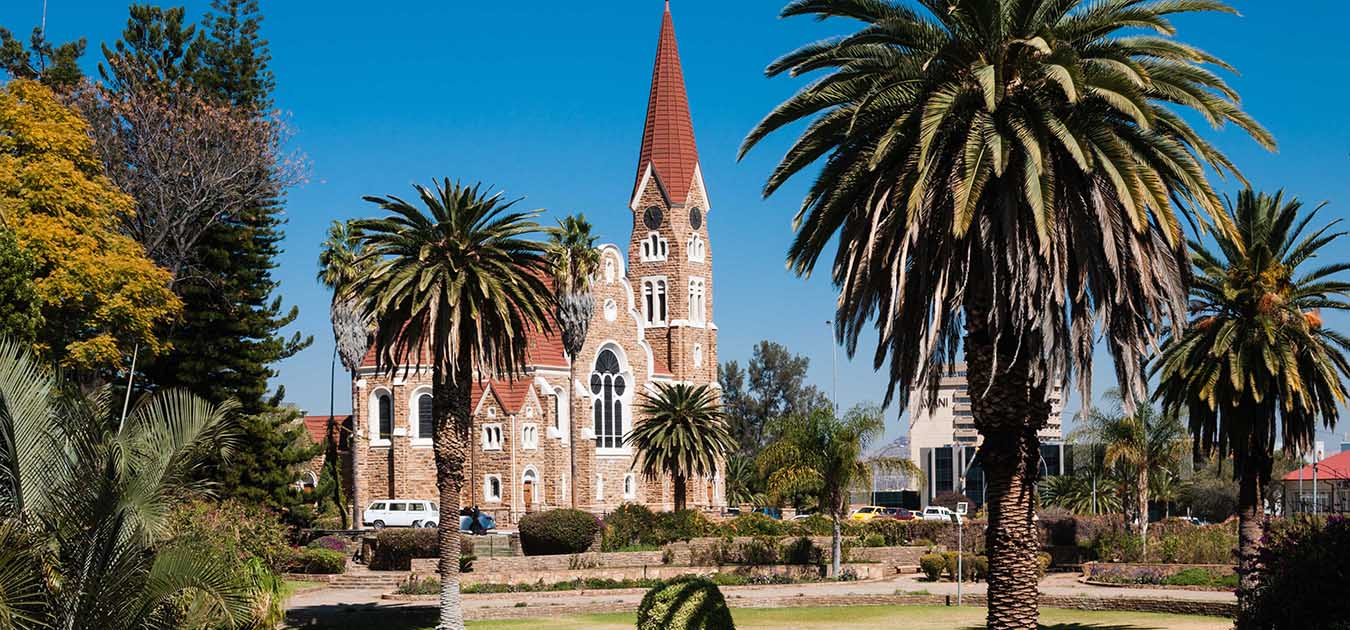 Christ Church in Windhoek